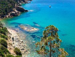 Spiaggia Il Purgatorio (Cala Purgatorio Monte Argentario)