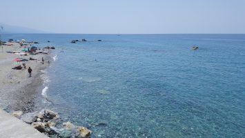 Spiaggia di Intavolata - Acquappesa