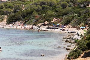 Spiaggia Is Mortorius - Quartu Sant'Elena