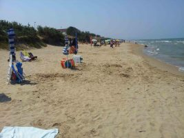 Spiaggia Ischitella - Gargano