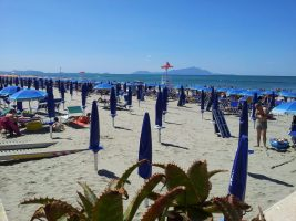 Spiaggia Ischitella Lido - Campania