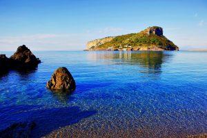 Spiaggia Isola di Dino - Praia a Mare