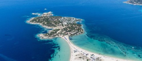 Spiaggia Isola dei Gabbiani, Isuledda, Porto Pollo, Palau