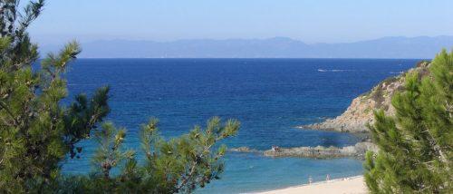 Spiaggia Kala 'e Moru - Geremeas - Sardegna