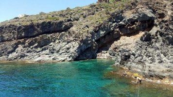 Spiaggia Kamma - Pantelleria