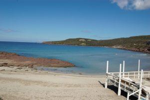 Spiaggia La Caletta di Carloforte - Sardegna