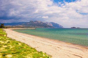 Spiaggia Riva di Ponente - La Capannina - Arbatax