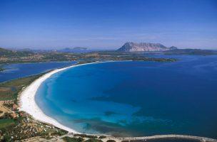 Spiaggia La Cinta di San Teodoro - Sardegna