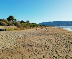Spiaggia La Giannella, Monte Argentario in Toscana