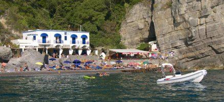 Spiaggia Laurito - Positano - Costiera amalfitana