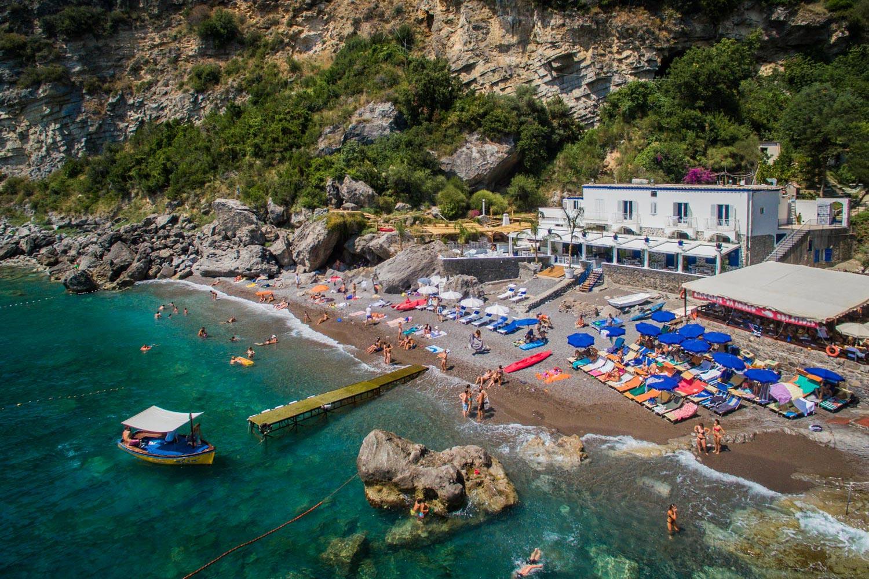 Spiaggia Laurito