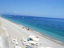 Spiaggia Letojanni, Sicilia