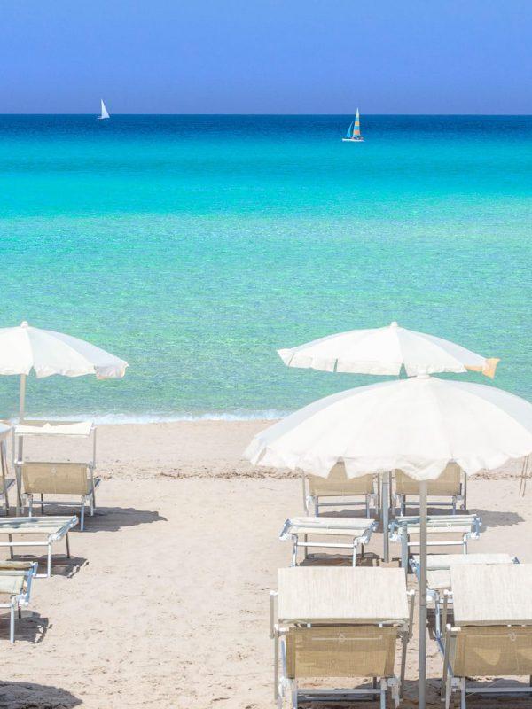 Spiaggia Li Junchi - Badesi - Sardegna