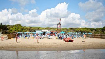 Spiaggia Licinella Torre di Paestum