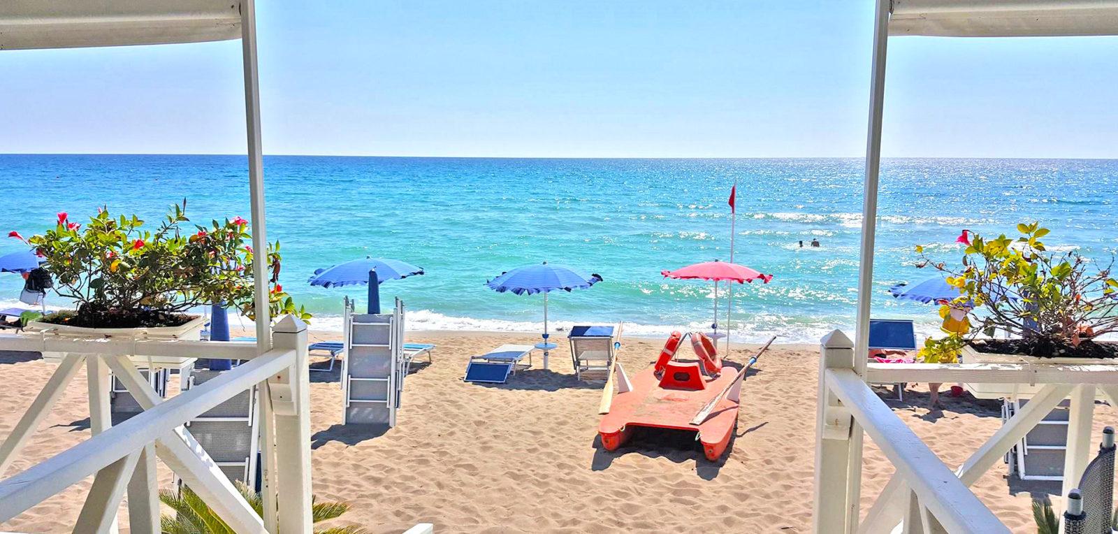 Spiaggia di Licinella