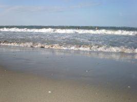 Spiaggia Lido di Adriano, Ravenna, Emilia Romagna