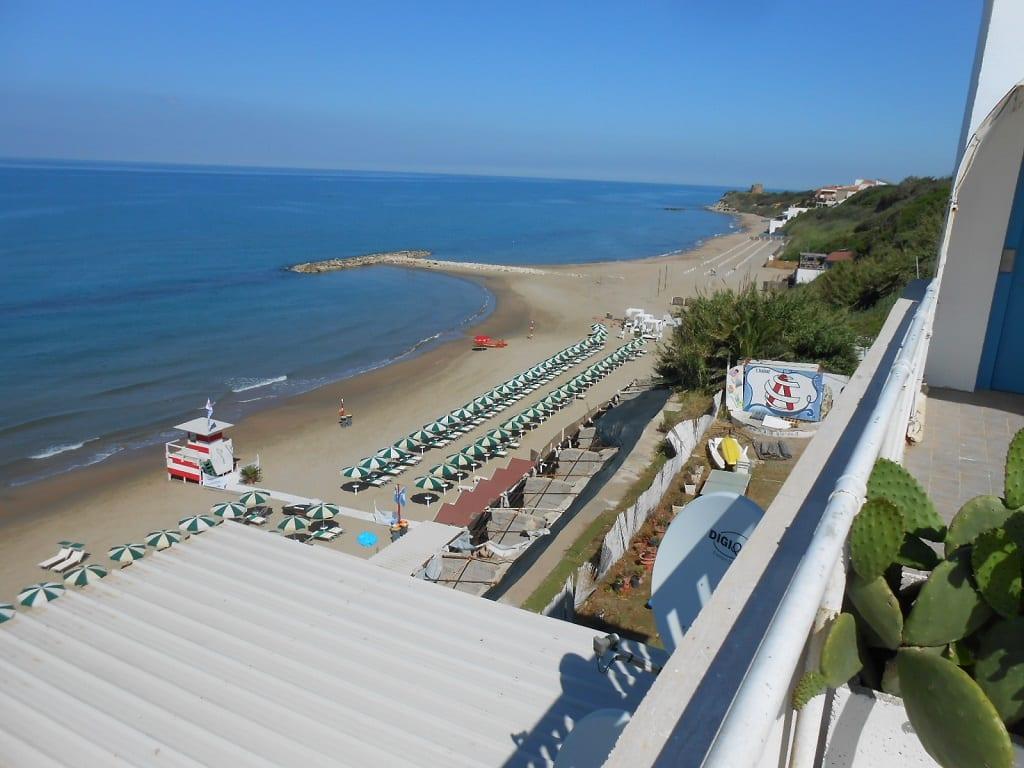 Spiaggia di Lido di Cincinnato