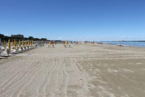 Spiaggia Lido di Classe, Ravenna - Emilia Romagna