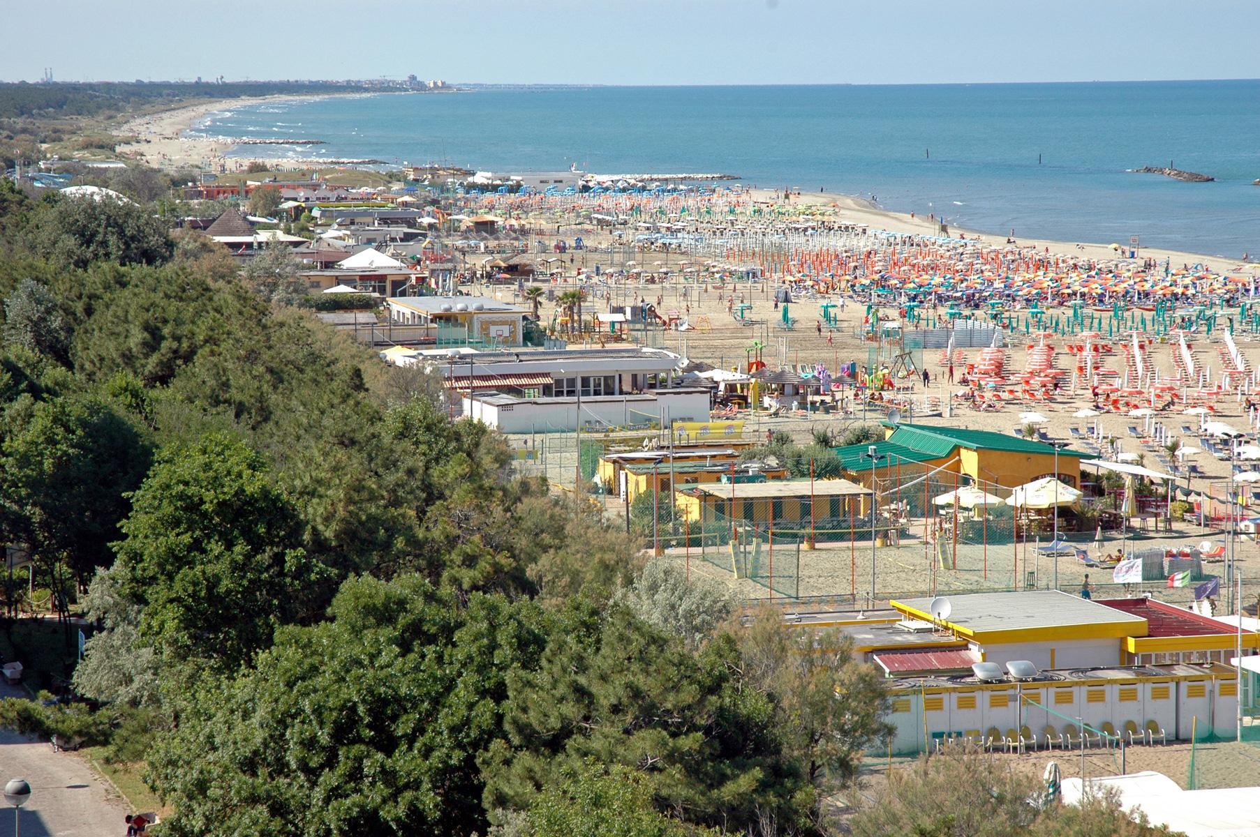 Spiaggia di Lido di Classe