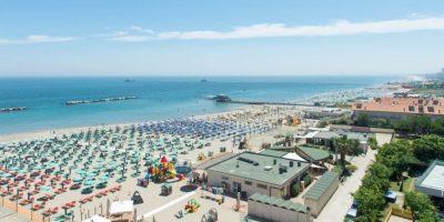 Spiaggia Lido di Savio – Ravenna – Emilia Romagna