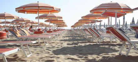Spiaggia Lido di Savio - Ravenna - Emilia Romagna