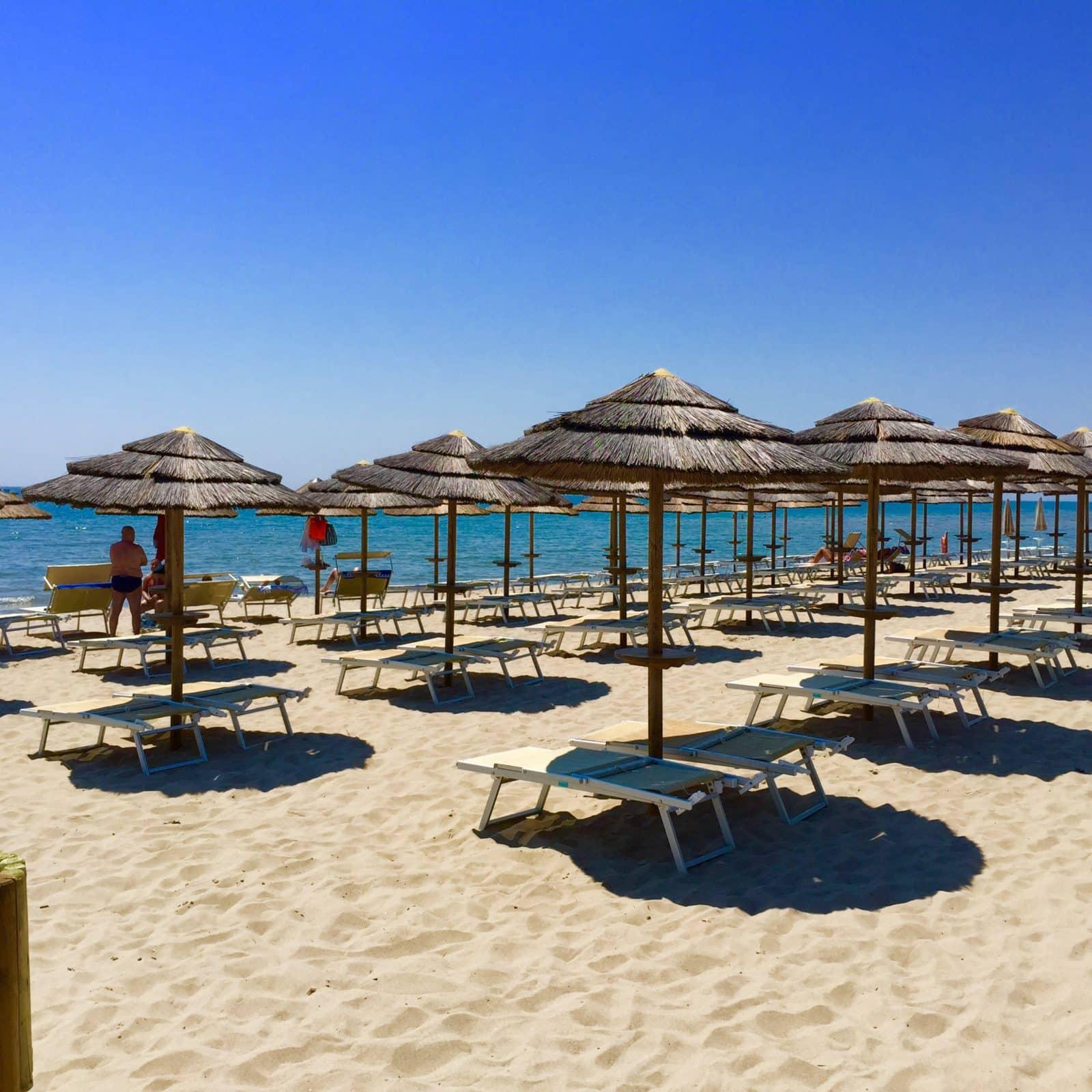 Spiaggia di Lido di Metaponto