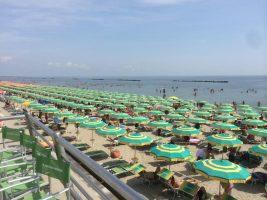 Spiaggia di Lido di Pomposa, Lidi di Comacchio