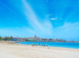 Spiaggia di Lido San Giovanni di Alghero