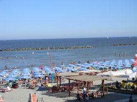 Spiaggia Lido degli Scacchi, Lidi di Comacchio