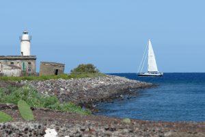 Spiaggia Lingua - Isola di Salina