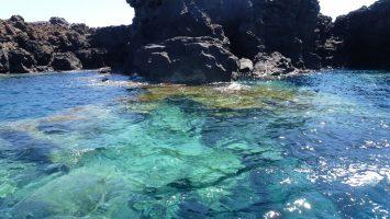 Spiaggia Linosa, Sicilia
