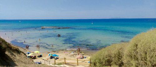 Spiagge di Lu Bagnu