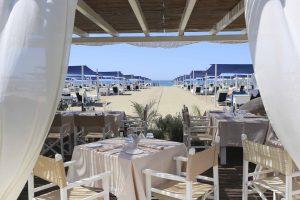 Spiaggia Forte dei Marmi, Versilia