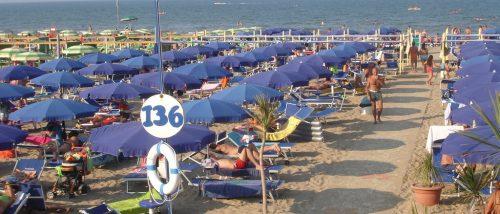Spiaggia Marano Riccione