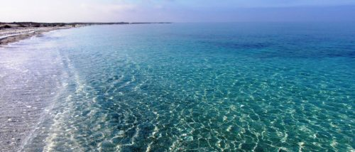 Spiaggia Mari Ermi - Cabras - Sinis - Sardegna
