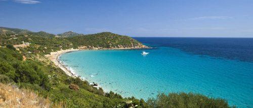 Spiaggia Mari Pintau - Quartu Sant'Elena - Sardegna