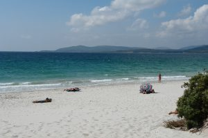 Spiaggia Maria Pia - Alghero - Sardegna