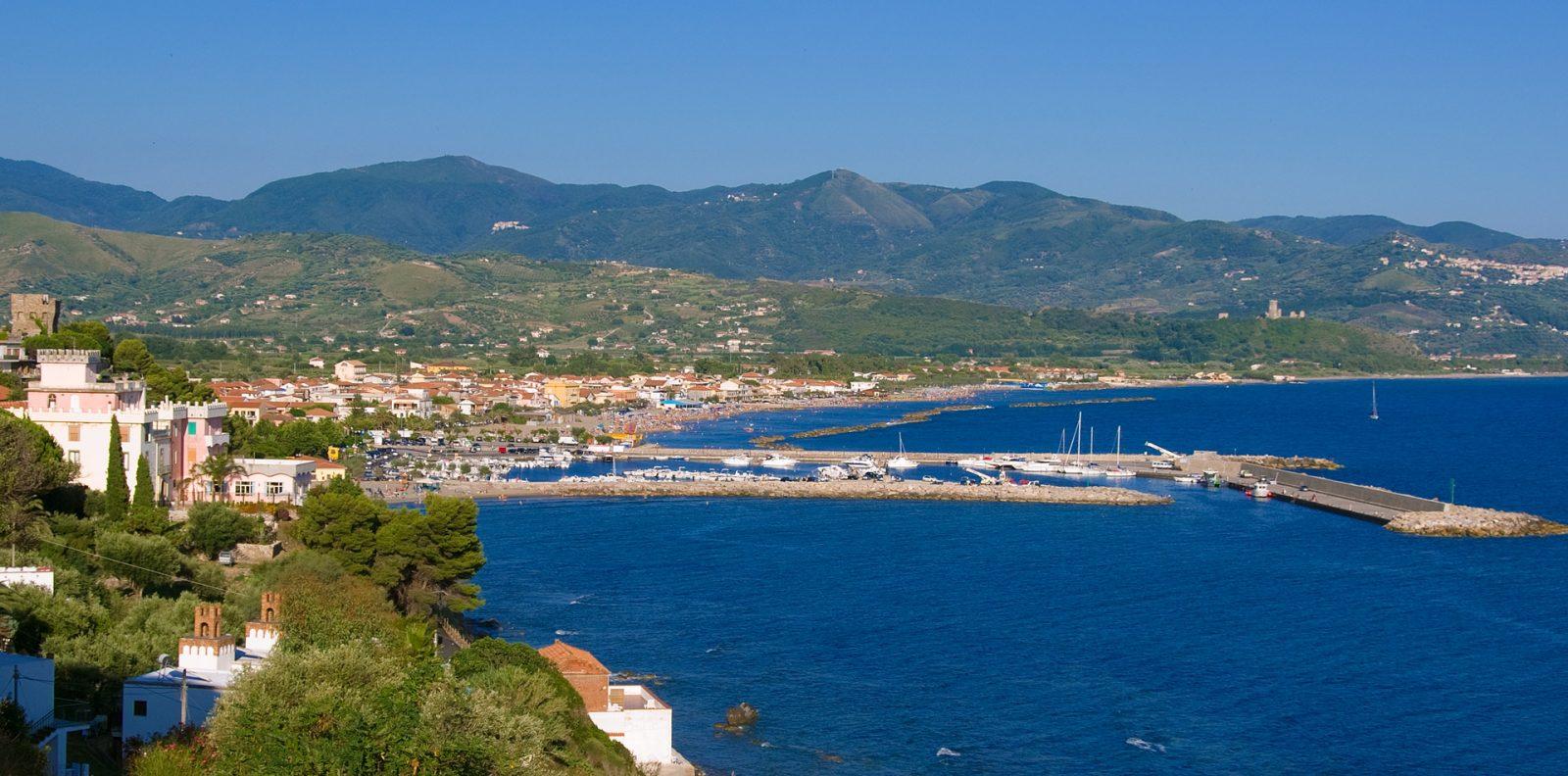 Spiagge di Marina di Casal Velino