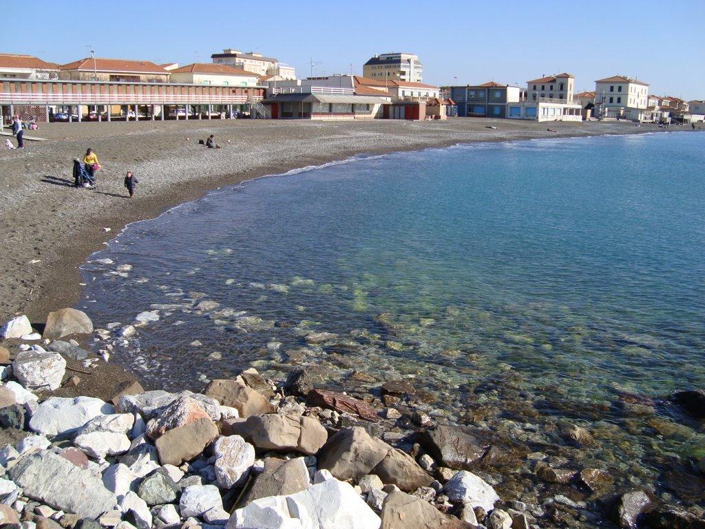 Spiaggia Marina di Cecina - Toscana
