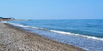 Spiaggia Marina di Mandatoriccio - Calabria