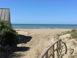 Spiaggia Marina di Grosseto, Toscana