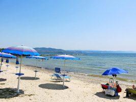 Spiaggia di Marina Julia - Friuli-Venezia Giulia