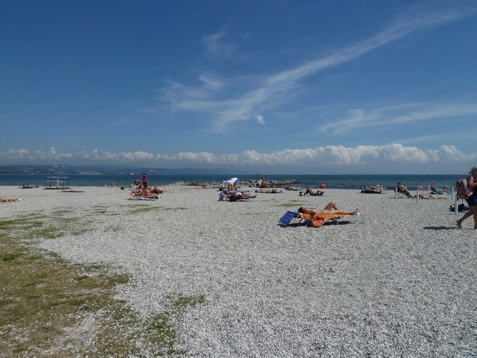 Spiaggia di Marina Julia