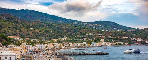 Spiaggia Marina di Lipari, Eolie, Sicilia