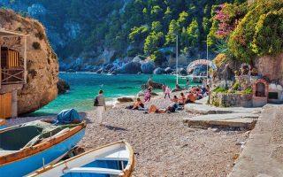 Spiaggia Marina Piccola - Capri - Campania