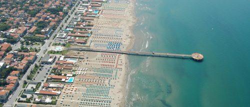 Spiaggia di Marina di Pietrasanta