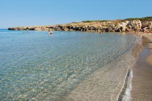 Spiaggia Marina di Ragusa, Sicilia