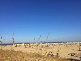 Spiaggia Marina di Ravenna, Emilia Romagna