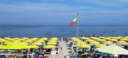 Spiaggia Marina Romea – Ravenna – Emilia Romagna
