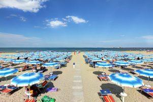 Spiaggia Marina Romea - Ravenna - Emilia Romagna